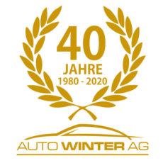 Auto Winter AG 40 Jahre