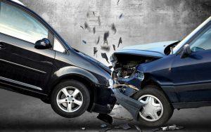 Unfall Auto Winter