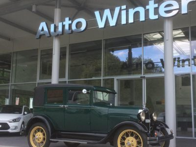 Old Timer Ford